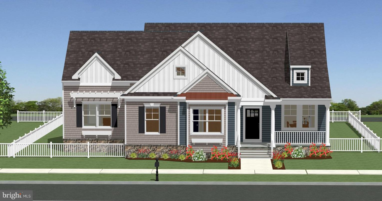 Popular Brittany Model!  Ranch style home with open floor plan.  Lifestyle - the original Parkside builder will customize homes to buyer's tastes and needs.  VISIT OUR NEW MODEL HOME - 501 Spring Hollow Drive.