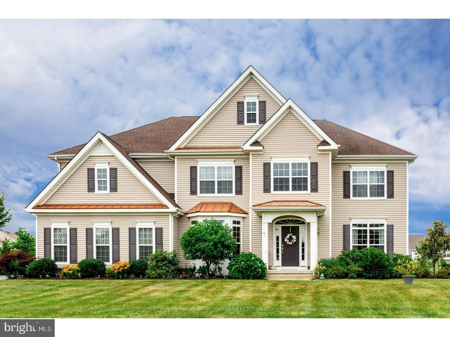 61 CURTMANTLE ROAD, MICKLETON, NJ 08056