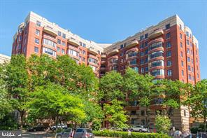 OPEN SAT/SUN 1-4.  Come move into your Penthouse condo in the heart of Arlington.  This 2 bedroom/2 bath home has excellent views east, west and south of all of the Arlington and Alexandria skylines as well as a view of the top of the Monument, prefect for watching the national fireworks.  Inside the condo, there is a sizeable living and dining open space, kitchen with passthrough to the dining room, tons of south/west facing light all day, BALCONY with wonderful views, two bedrooms and two nicely appointed bathrooms.  New hardwood floors and fresh paint invite you to simply move in.  Enjoy quiet evenings on your private balcony with fantastic views.  Complete this amazing home with TWO GARAGE PARKING SPACES (166&167), extra storage, exercise room and outside pool all within the condo association.
