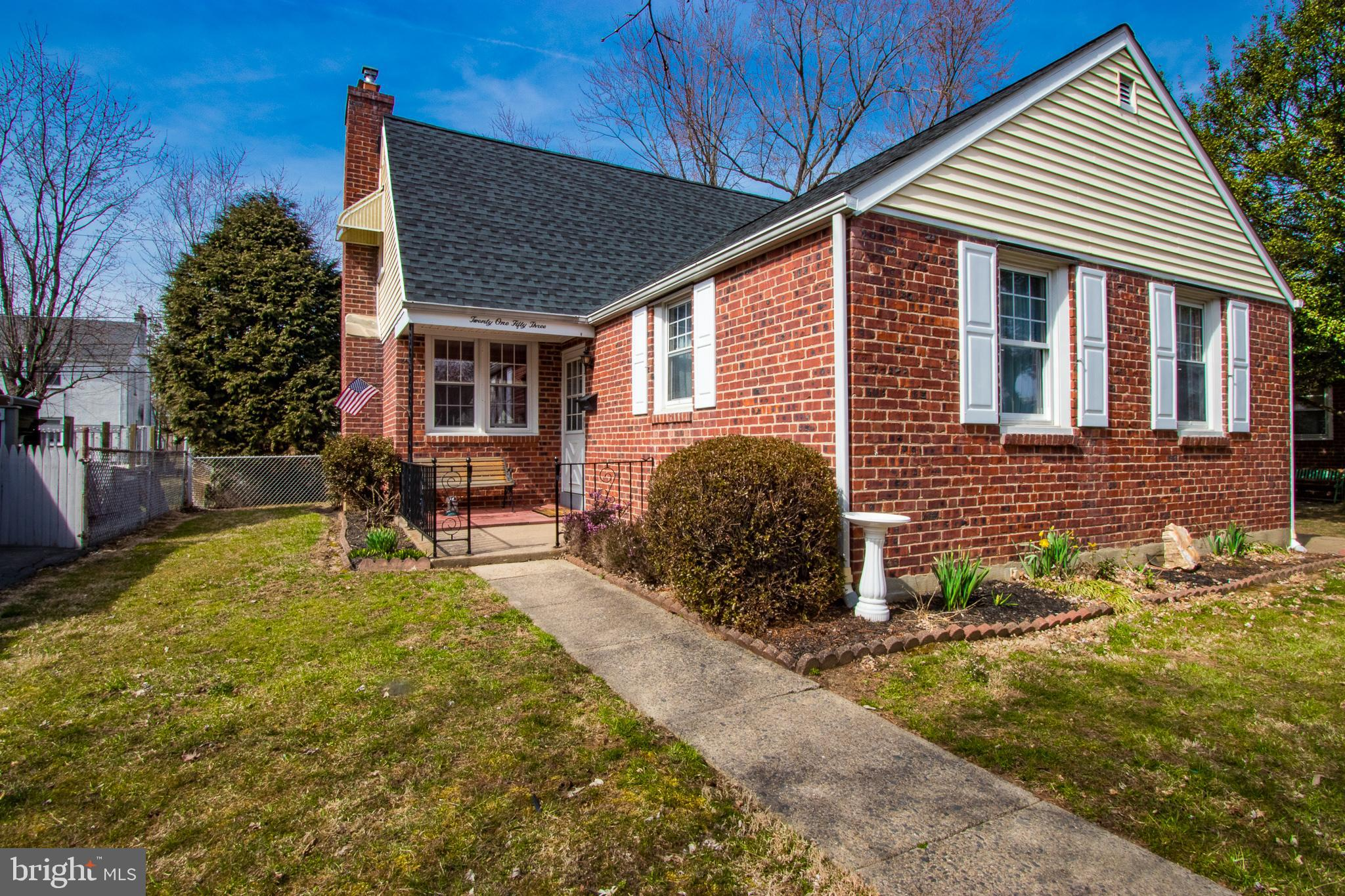 2153 6TH AVENUE, MORTON, PA 19070