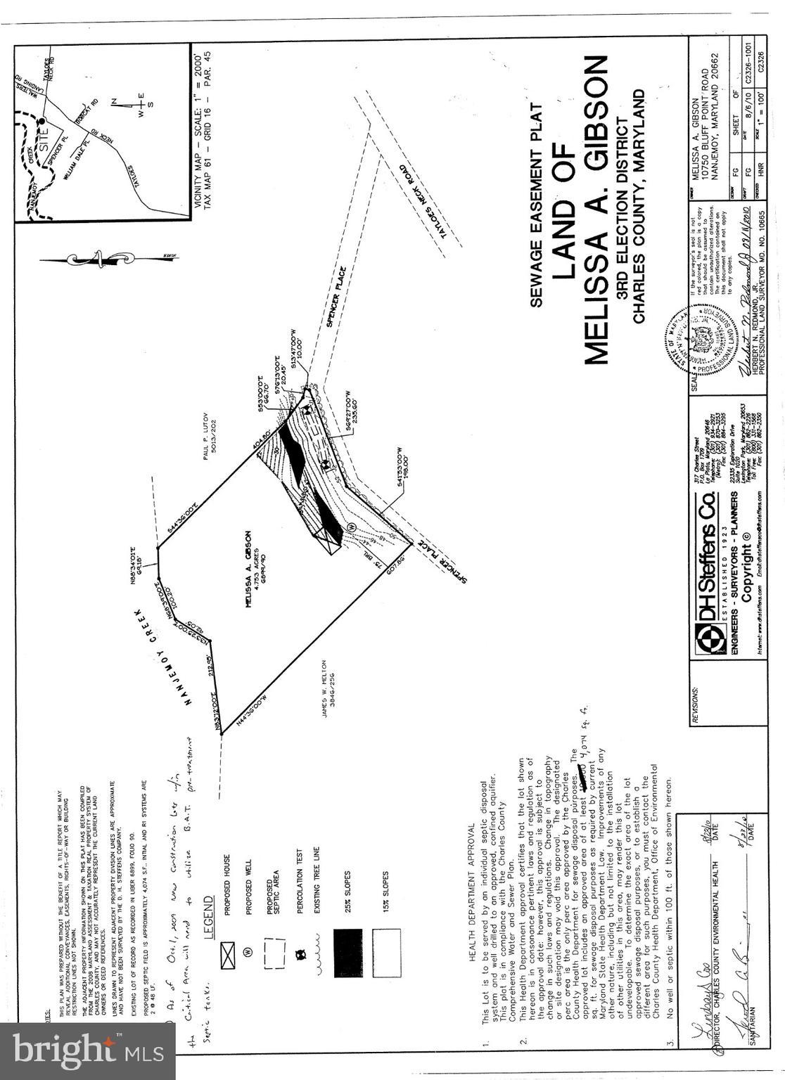 4650 SPENCER PLACE, NANJEMOY, MD 20662
