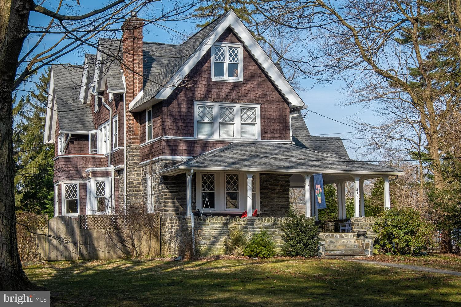 212 S CHESTER ROAD, SWARTHMORE, PA 19081