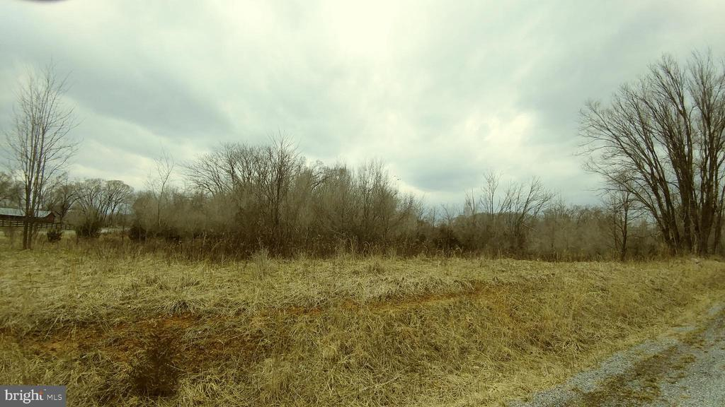 Tucked away but only minutes from downtown.  Lot has been perked and has electric only. Come build your dream home
