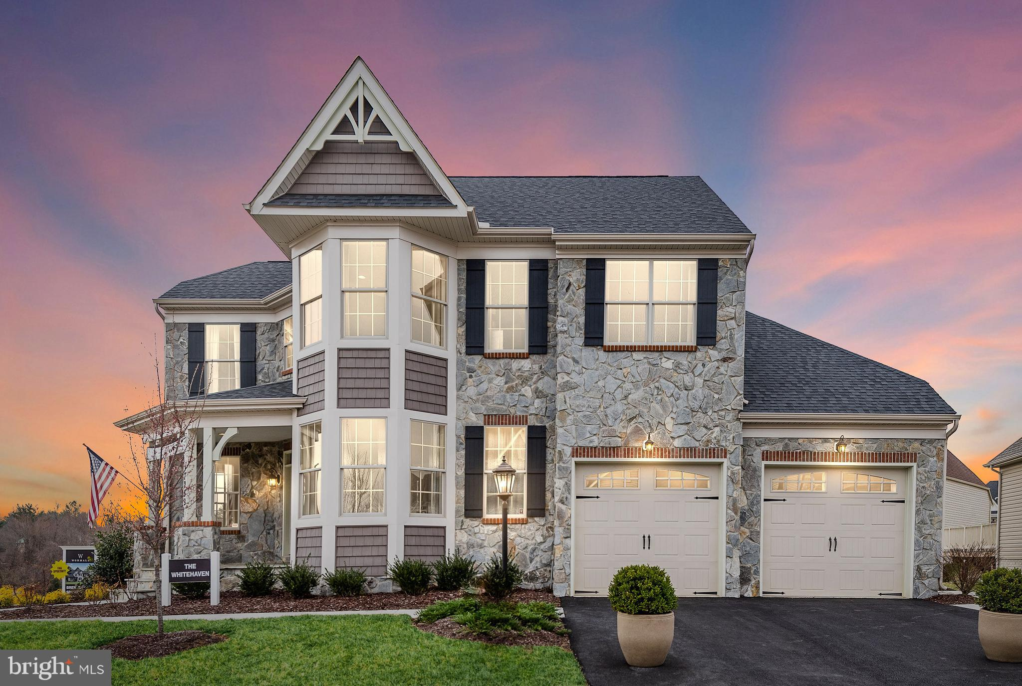 17289 CREEKSIDE GREEN PLACE PLACE, ROUND HILL, VA 20141