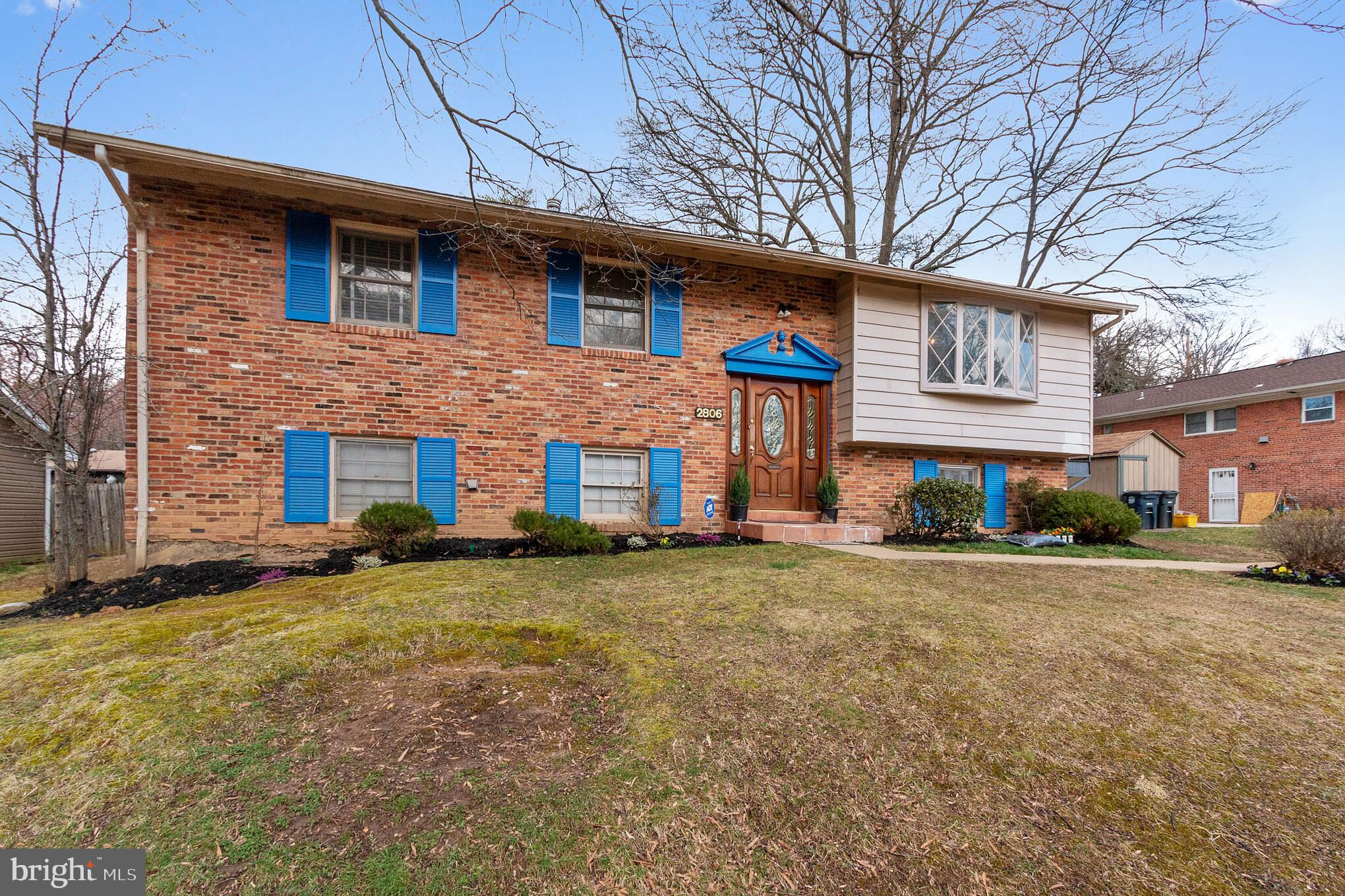 2806 CURRY DRIVE, ADELPHI, MD 20783