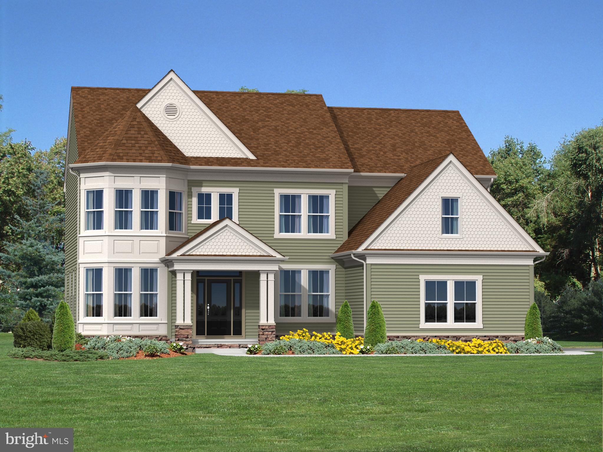 Our Legato Model. 4 bedrooms, 2.5 bathrooms, 3,000 square feet standard. Options include a 5' family room extension, sunroom, 2nd floor laundry, optional 2nd floor plan and finished basement. Starting from $409,900. This is a to be built home. Please visit Bayberryhomes.com to view interactive floorplan.