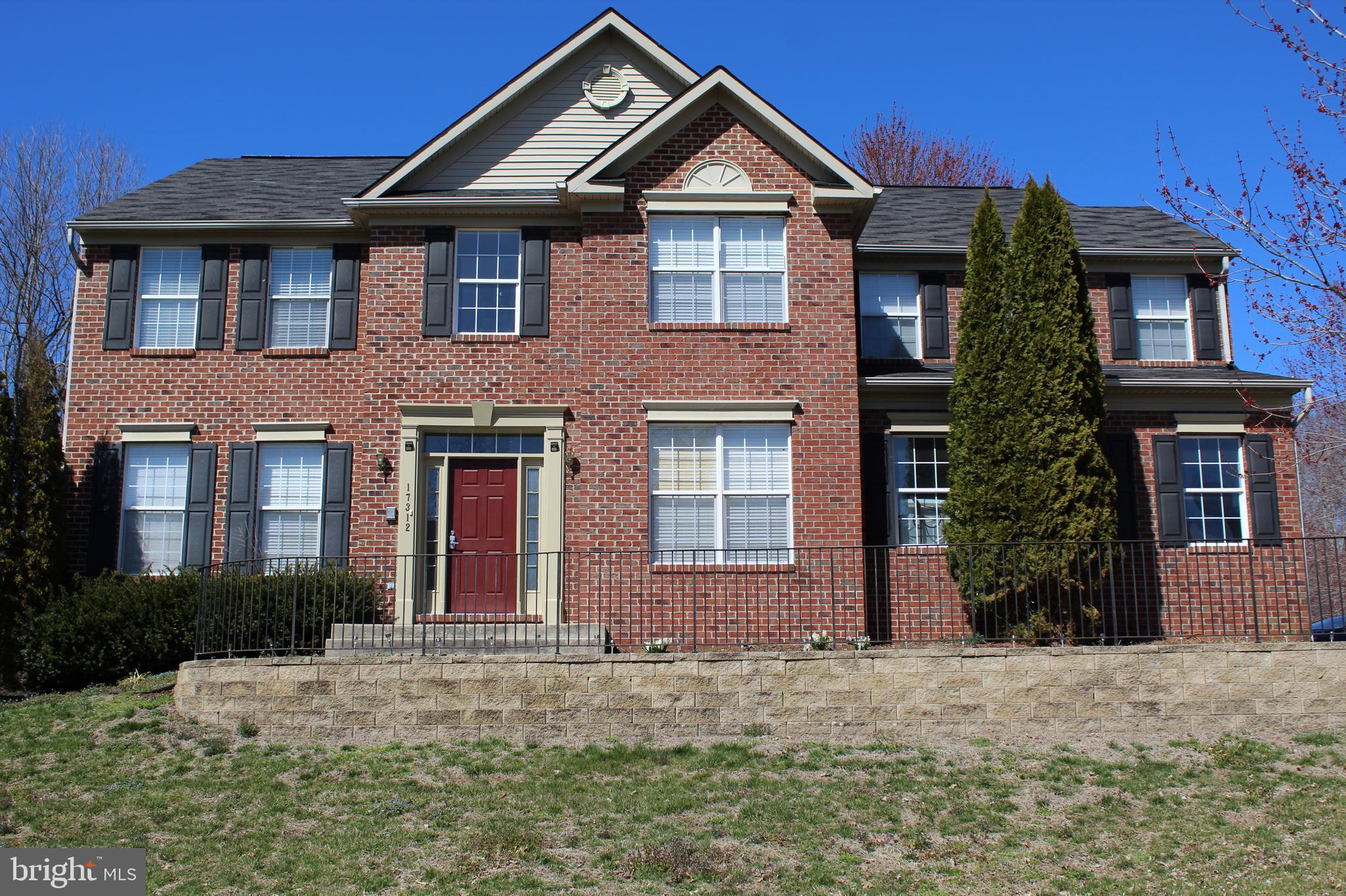 17312 RUSSET DRIVE, BOWIE, MD 20716