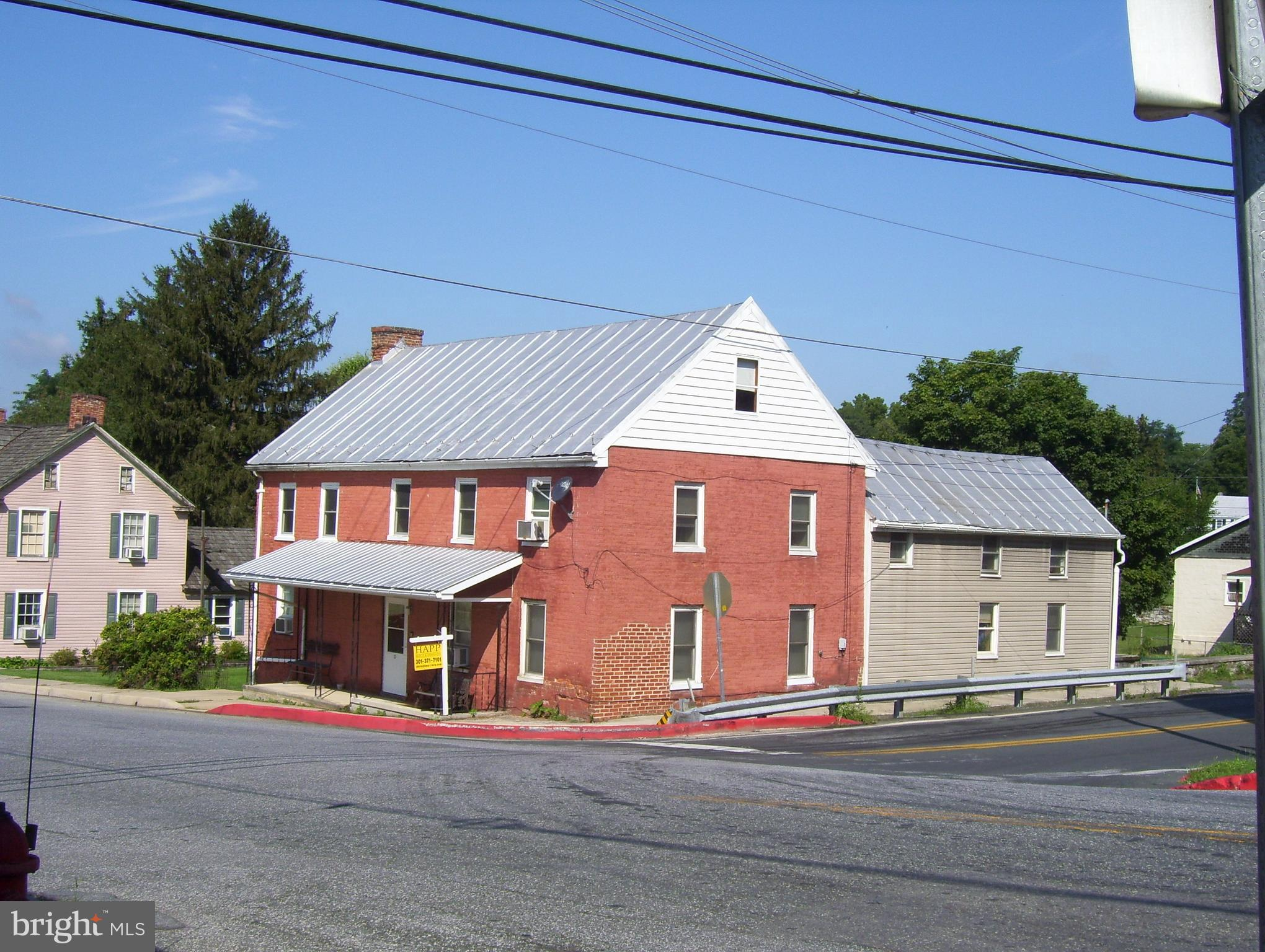 137 E MAIN STREET, SHARPSBURG, MD 21782