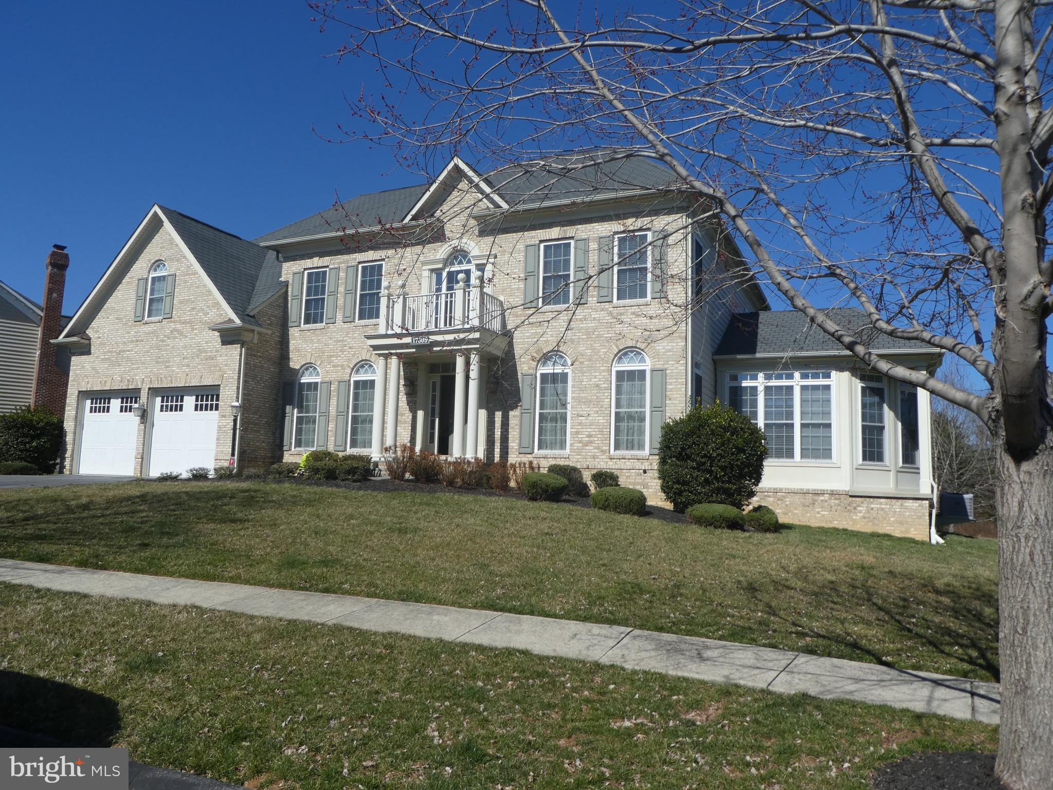 17609 AUBURN VILLAGE DRIVE, SANDY SPRING, MD 20860