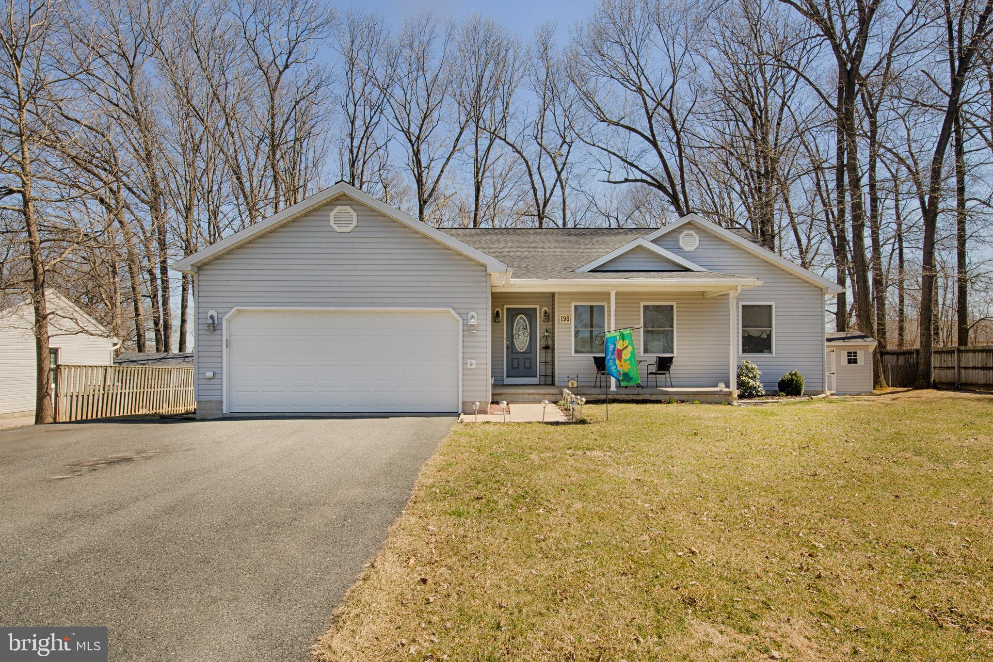 198 CLUBHOUSE ROAD, DELTA, PA 17314