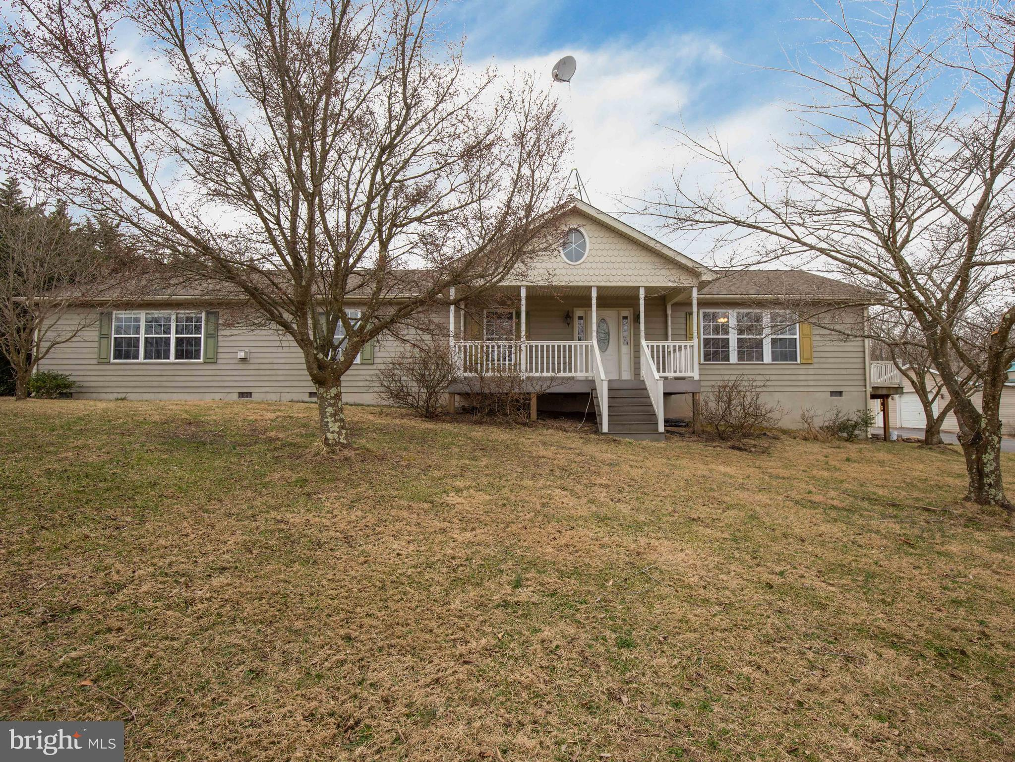 1293 HOLLOW ROAD, GORE, VA 22637