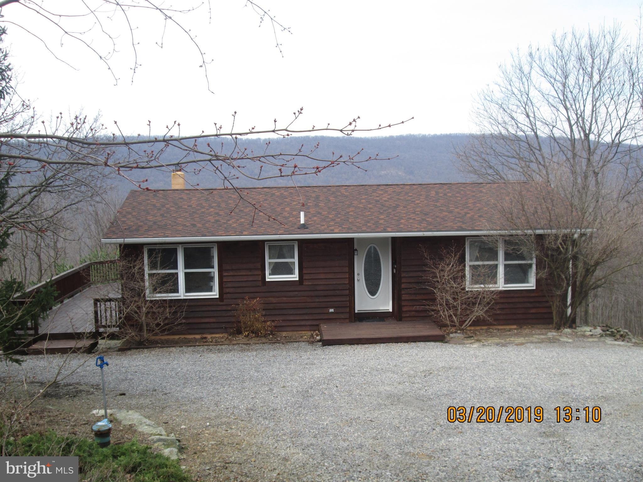 20 SPARROW HILL ROAD, PAW PAW, WV 25434