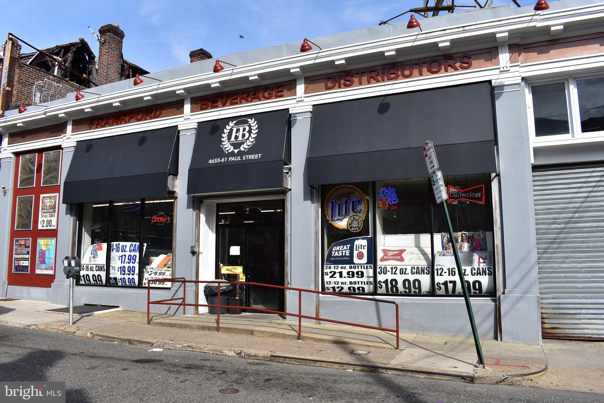 4655 PAUL STREET, PHILADELPHIA, PA 19124