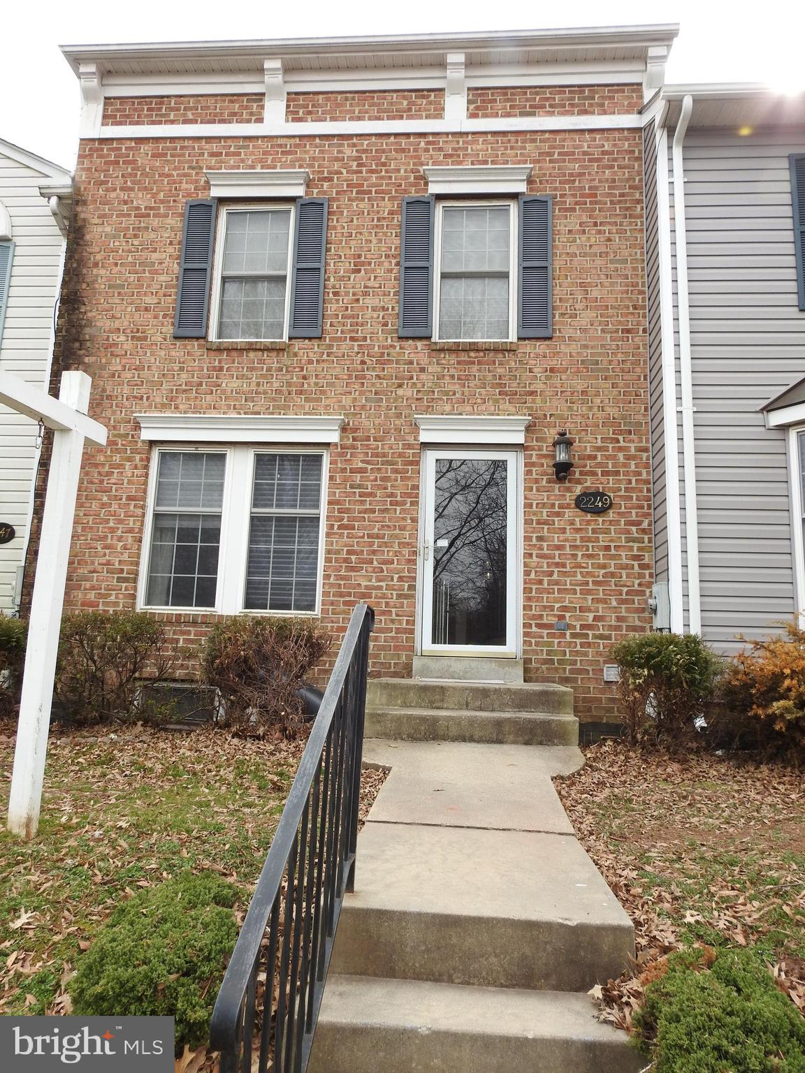 2249 WETHERBURNE WAY, FREDERICK, MD 21702