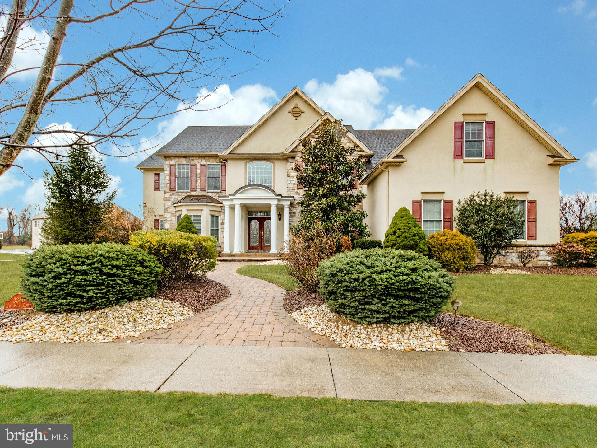 3340 BAY HILL DRIVE S, CENTER VALLEY, PA 18034
