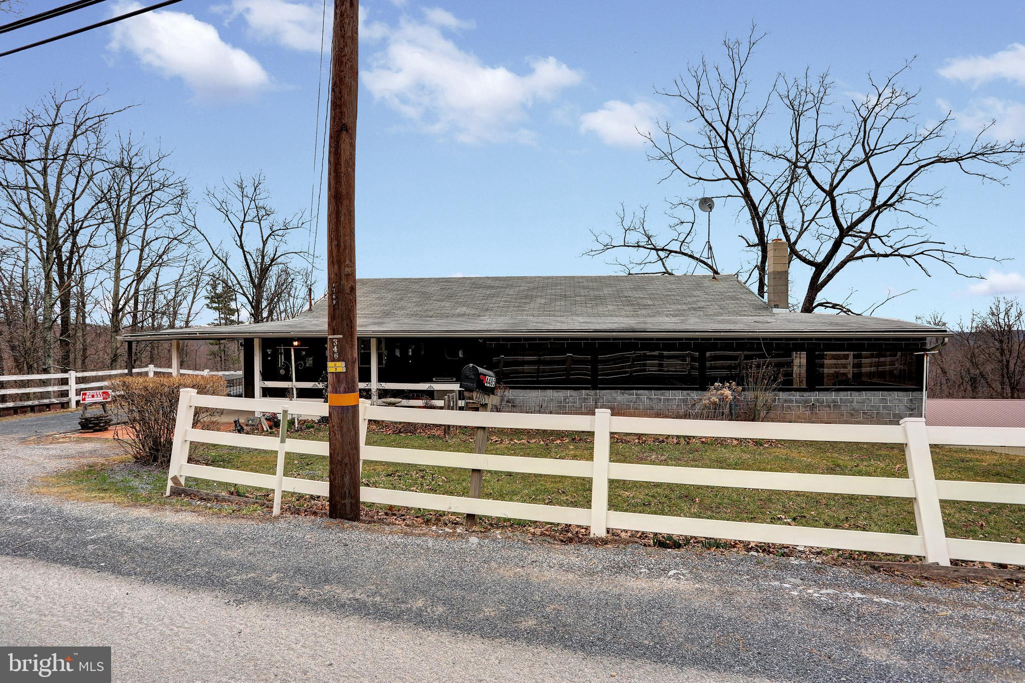 4485 SPRING ROAD, SHERMANS DALE, PA 17090