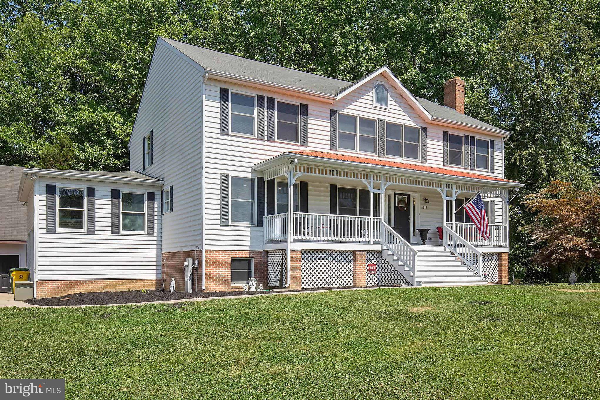 213 HIDDEN VALLEY ROAD, TRACYS LANDING, MD 20779
