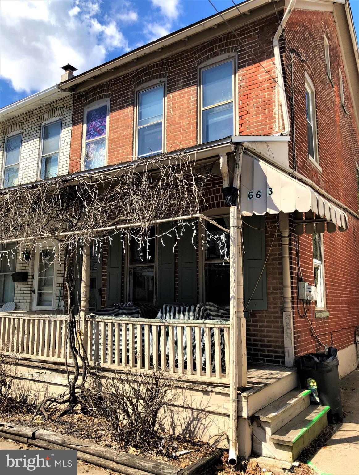663 CHESTNUT STREET, EMMAUS, PA 18049
