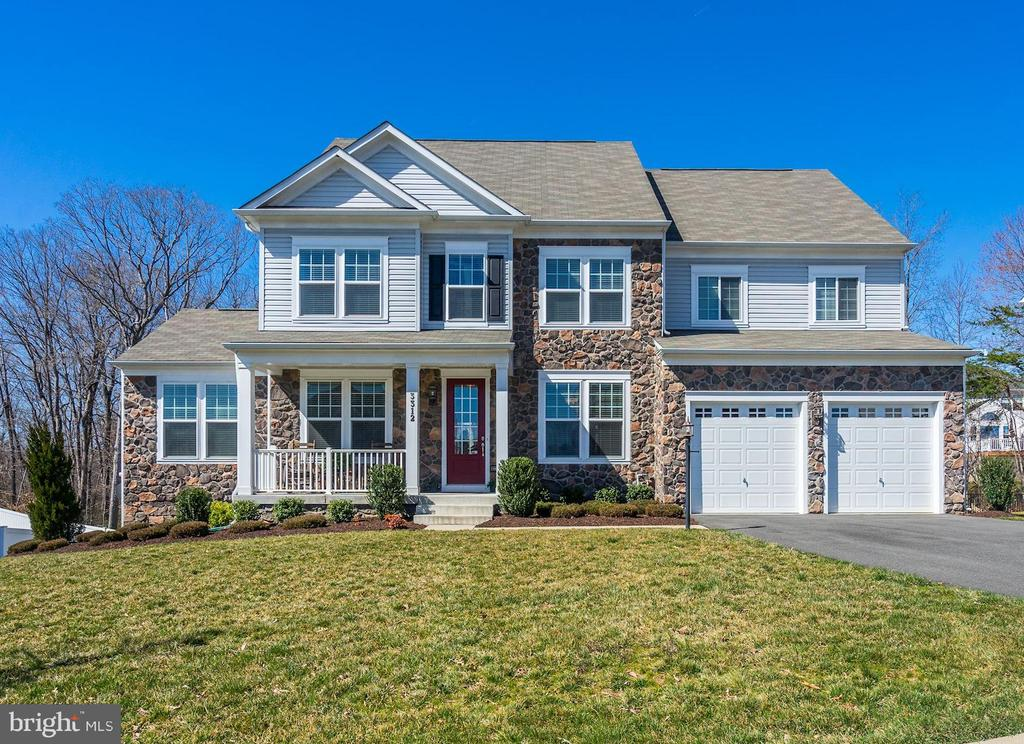 3312 SOARING CIRCLE WOODBRIDGE, VA 22193 VAPW445614