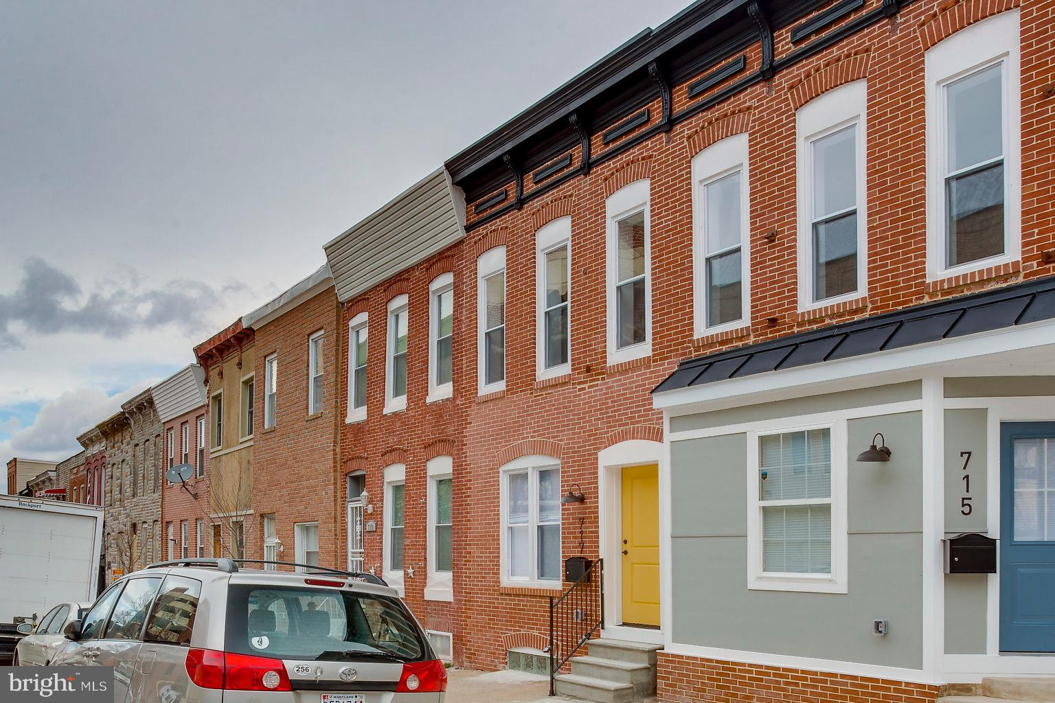 717 N CHESTER STREET, BALTIMORE, MD 21205