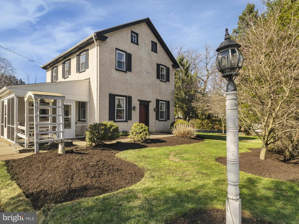 Motivated Sellers. Bring your offers, Owner says SELL!  Don't wait 'till its gone. This house is Priced to sell  3 Bedroom North Coventry Home with public sewer, private well and central a/c.  A house that truly feels like home awaits the next owner of this wonderful home.  Originally constructed as a schoolhouse in 1823, the house has been  lovingly enjoyed as a home for more than a half a century.  The screened back porch has a view of the Chester County countryside to be envied by many.  The half acre lot is professionally landscaped and well maintained. A paved driveway provides drive through convenience with entrances on both East Cedarville Road and South Keim Street.  Talk about convenient, just a minute to shopping and Route 724 with quick access to Routes 422 and 100.  The house is served by public sewer and has a private well.