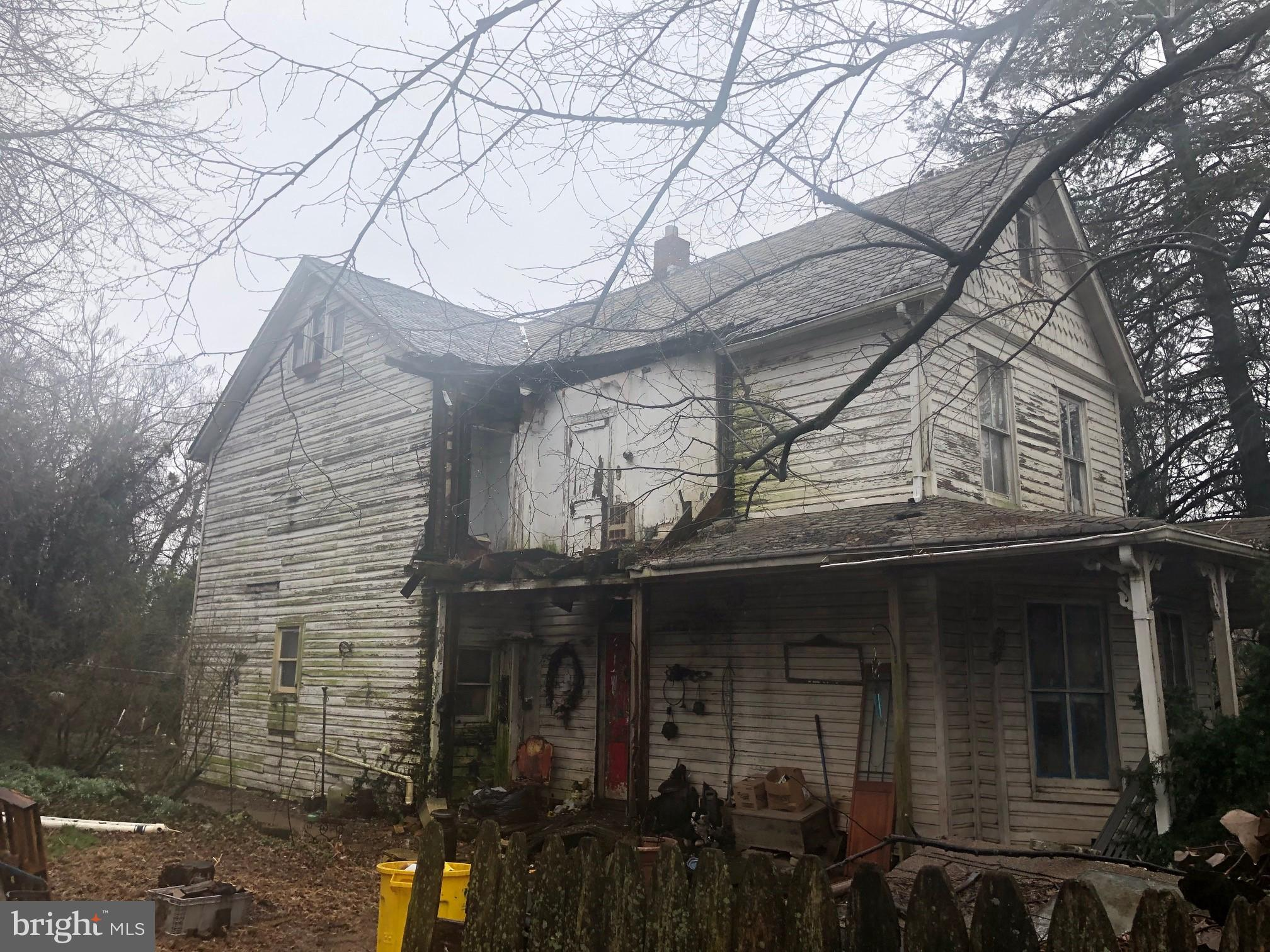 AS IS CONDITION. Investor alert! Home is your blank canvas, in need of full renovation. Easy access to all major highways, commute with ease to Baltimore or DC. Must sign hold harmless before entering property. Contact alternate agent for more details!