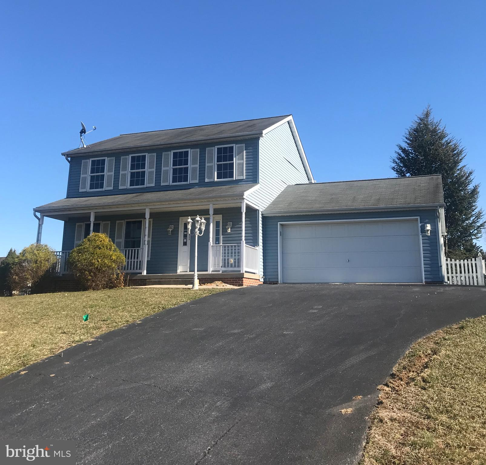 11800 WHITE PINE DRIVE, HAGERSTOWN, MD 21740