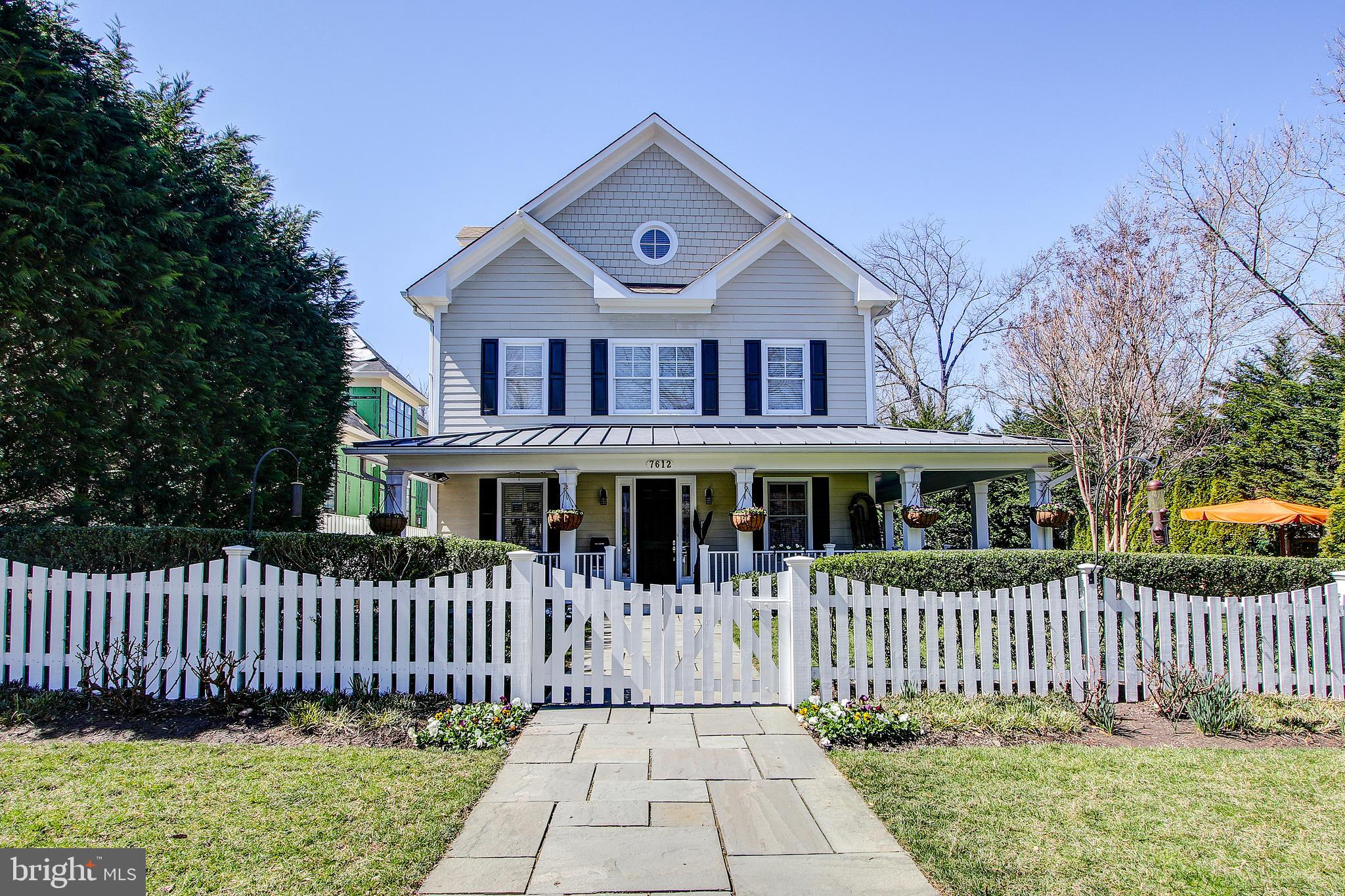 7612 EXETER ROAD, BETHESDA, MD 20814