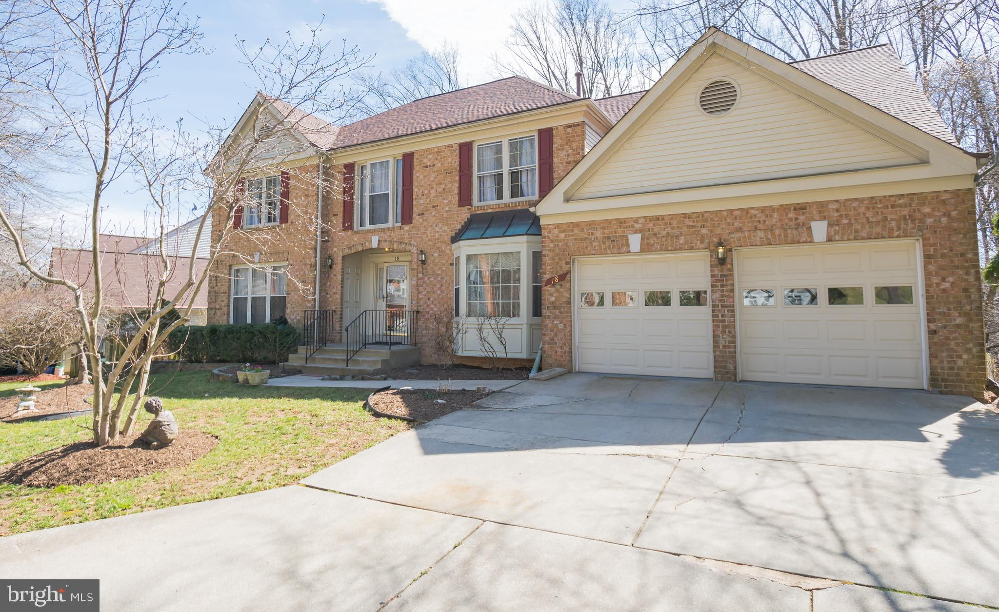 18 ATWOOD COURT, SILVER SPRING, MD 20906