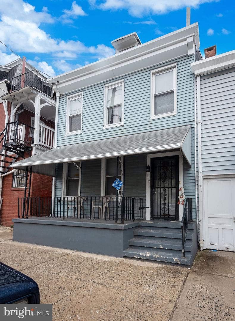 412 N 11th St, Reading, PA 19604, MLS #PABK337684 - Howard Hanna