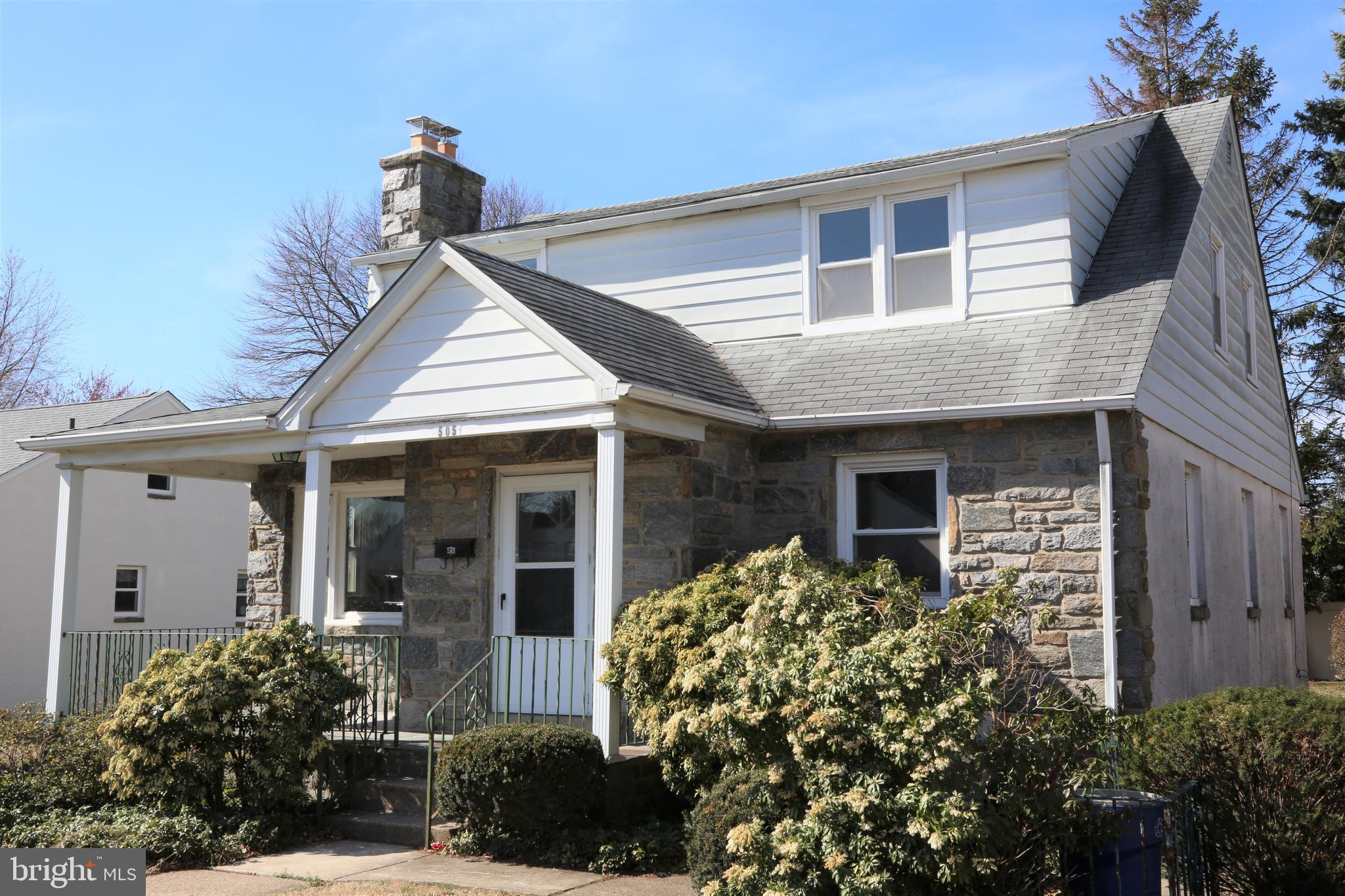 505 COLWELL ROAD, WOODLYN, PA 19094