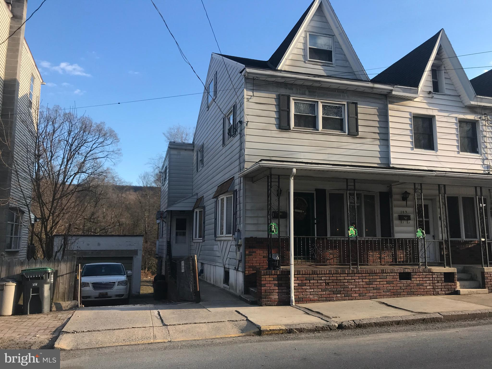 141 VALLEY STREET, NEW PHILADELPHIA, PA 17959