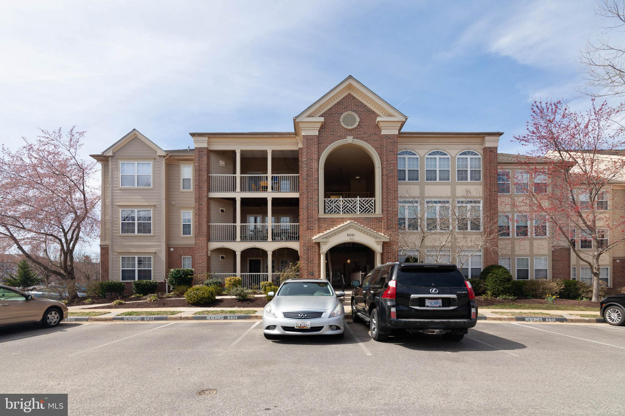 Highly desirable, rarely available top-floor condo.  The vaulted ceilings, open floor plan, dual master suites (2 bedrooms, 2 full bathrooms), and bonus sun room highlight an abundance of natural light.  Pristine condition.  New HVAC, water heater, and full-sized stackable washer and dryer enable immediate move-in.  The community features two pools, jogging trails, tennis courts, volleyball court, tot lots, club house, ponds, and basketball courts.  Wegmans shopping center right around the corner. Located close proximity to two metro stations, Springfield/Franconia and Van Dorn. Easy access to many commuter routes.  Gorgeous home...this is a must-see!--- **OFFER DEADLINE, MONDAY 4/1 NOON**