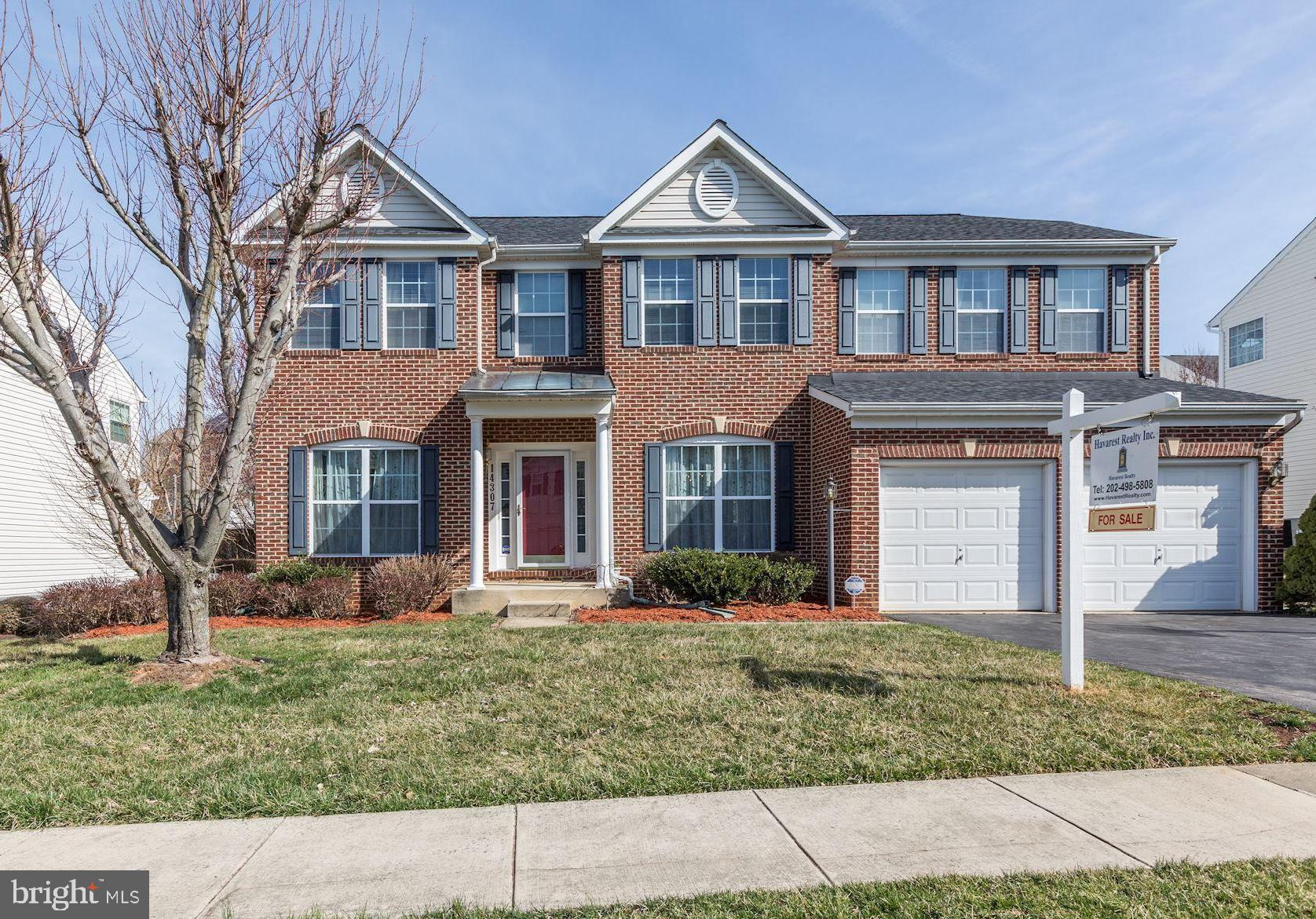 14307 AUTUMN GOLD ROAD, BOYDS, MD 20841