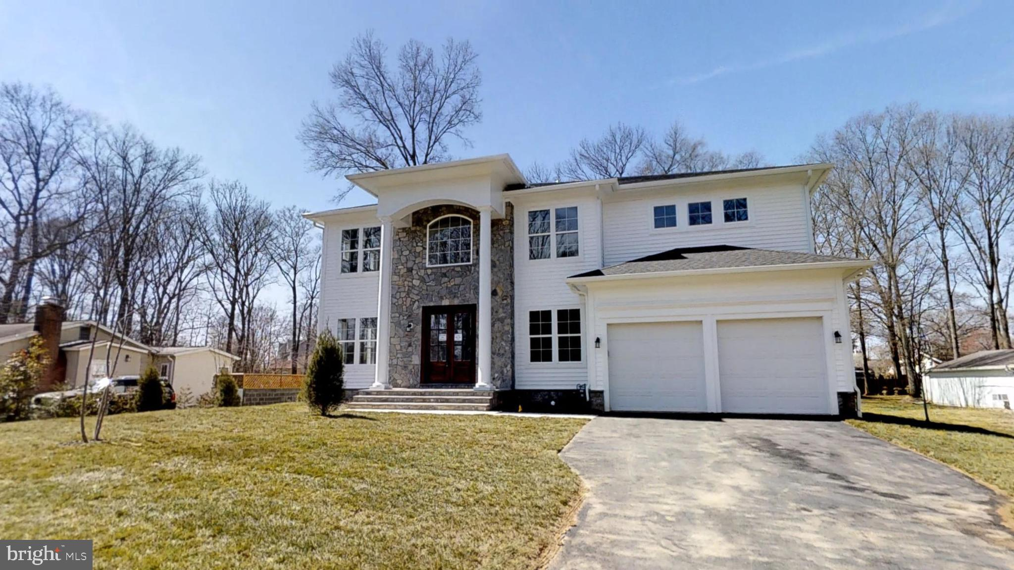 **$100k PRICE IMPROVEMENT**Spectacular NEW Construction on Gorgeous Private 1/2 acre lot in the heart of Alexandria with expected delivery Early Spring 2019! This Spectacular estate will feature 6BR, 6.55BA's and over 6700 sq ft of finished space! Main level In-Law suite w/FB! Upper level boast 3 additional BR's and Grand Master Suite w/ Spa Bath!