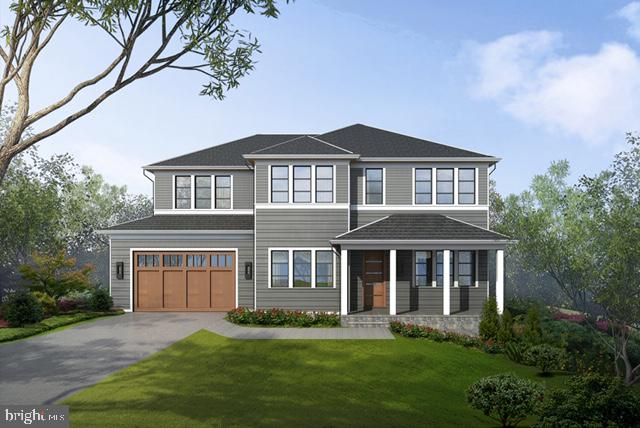 Located on a quiet cul-de-sac street, this fabulous new home by Bo-Bud Construction will feature 6 bedrooms and 5 ~ baths. Sited on an 11,500 square foot lot, 4824 DeRussey Pkwy is close to the vibrancy of downtown Bethesda, the Capital Crescent trail, Norwood Park, and both the Bethesda and Friendship Heights metros. A large covered porch introduces a fabulous floorplan featuring 10-foot ceilings, wide-plank oak hardwood floors and gourmet kitchen with designer wood cabinets, natural stone countertops and stainless-steel professional-grade appliances.  The second floor boasts a fabulous master suite with luxury bath featuring marble bath floor and shower walls, free-standing soaking tub, wood vanities with marble tops and walk-in ~his~ and ~hers~ closets with California-style built-ins. Complementing the beautiful interior is a two-car garage with wood-stained garage door, flagstone patio  and a customized landscape package.  Delivery Summer 2019.