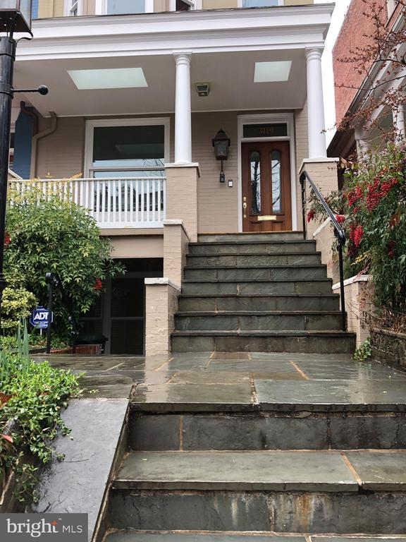 Incredible opportunity in Georgetown East Village! Steps to everything.  English basement style one bedroom one bath apartment for rent.  All utilities included in the monthly rent with the exception of cable and internet. Available April 1, 2019.