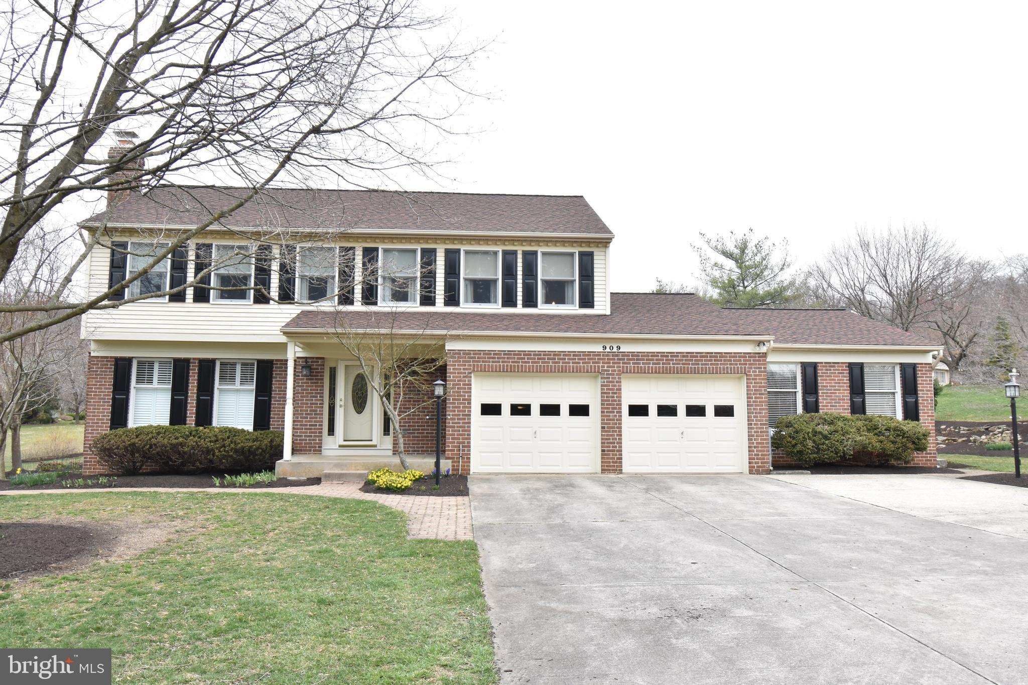 909 METFIELD ROAD, TOWSON, MD 21286