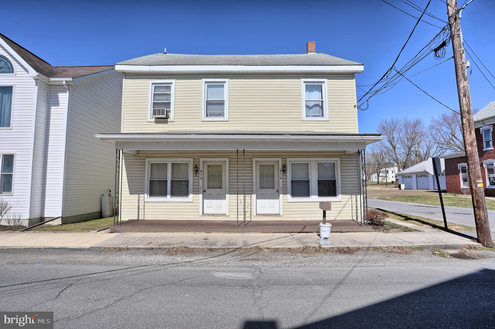 414 N FRONT STREET, LIVERPOOL, PA 17045