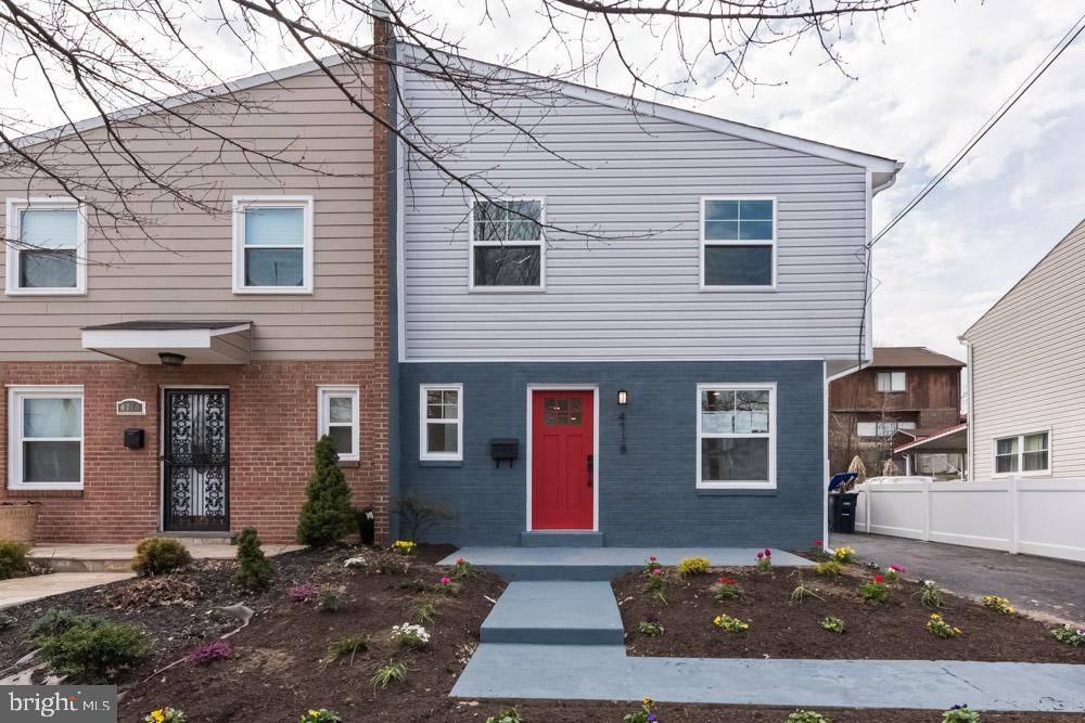 Gorgeous recently updated home in one of DC's hottest neighborhoods! Features 3 bedrooms plus bonus finished basement with full bath! Hardwood floors, stainless steel appliances, master suite as well. Back patio with a fenced in back yard ideal for dog owners! Only minutes to both buslines and Fort Totten Metro!