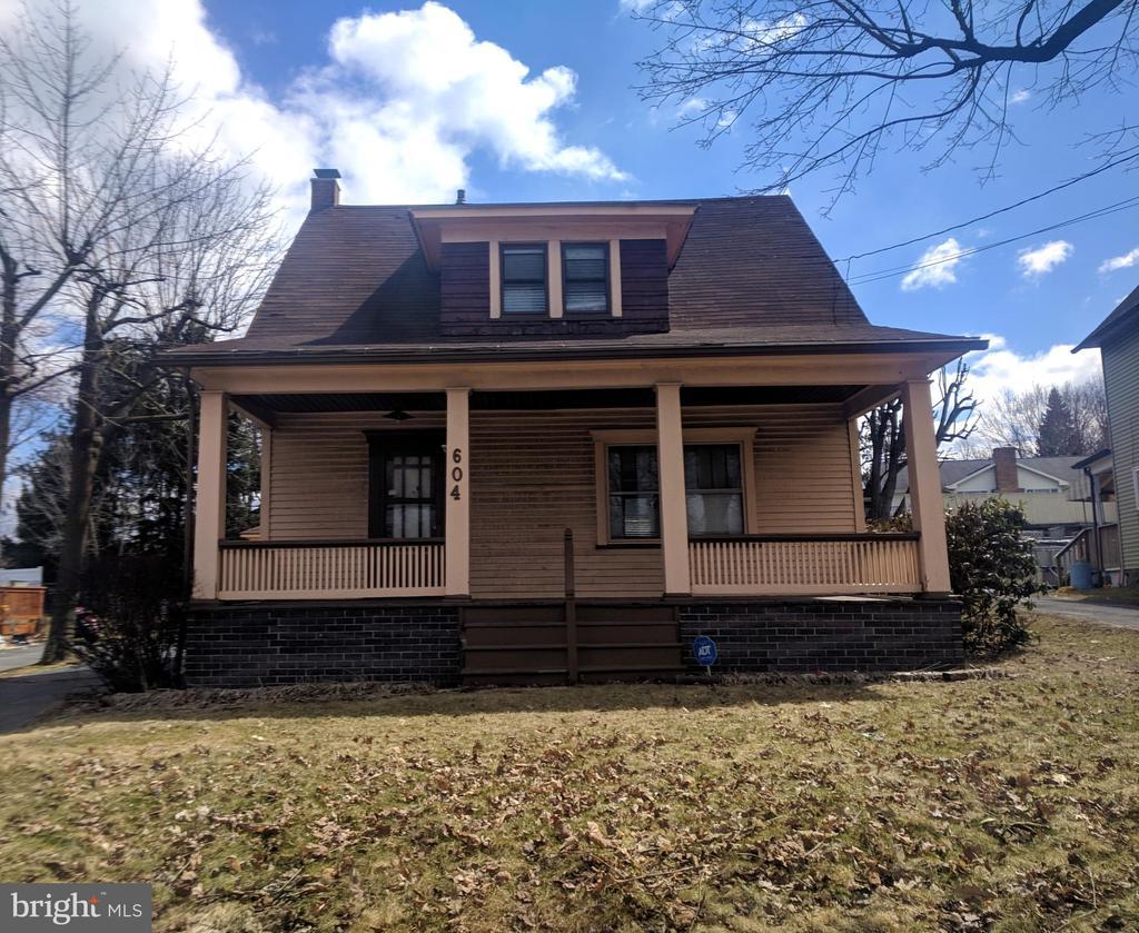 604 N BLAKELY STREET, SCRANTON, PA 18512