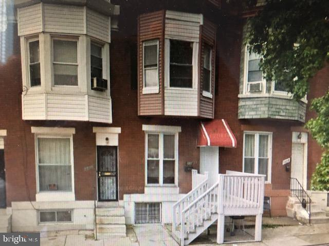 This is a very nice investment or primary residence. No work to be done. Move in ready. Featuring wood floors comfortable living room. Functional kitchen space. 3 spacious bedrooms upstairs & 1 full bathroom. Basement has a recreational room and full bath & an external exit. Small backyard.