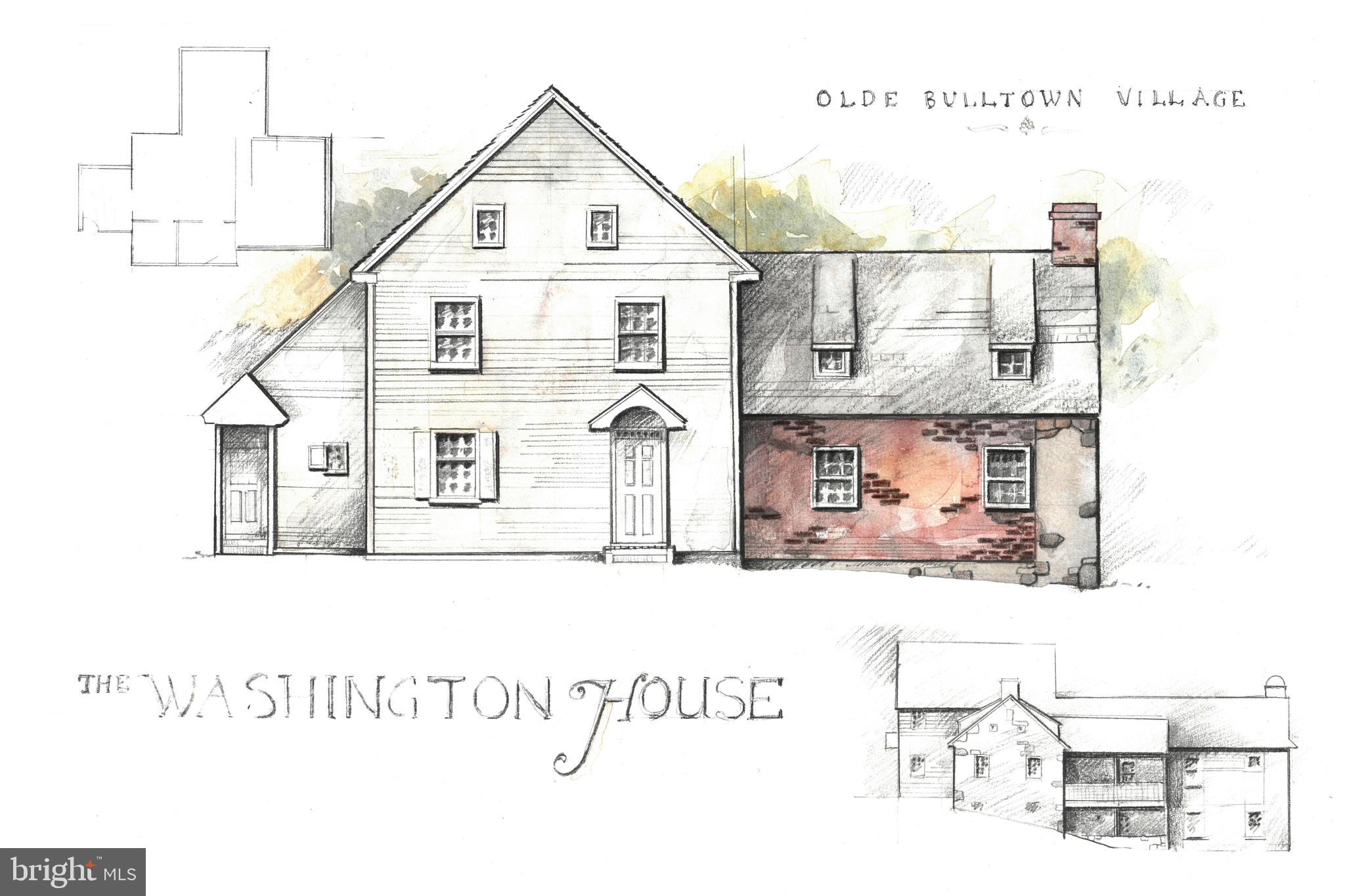 THE WASHINGTON HOUSE LOT #31 BROWNSTONE LANE, ELVERSON, PA 19520