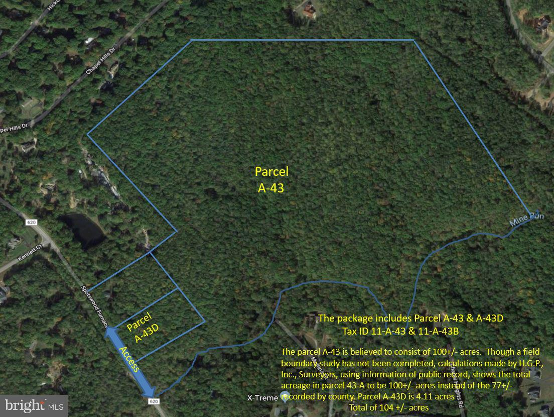 12927 SPOTSWOOD FURNACE ROAD, FREDERICKSBURG, VA 22407