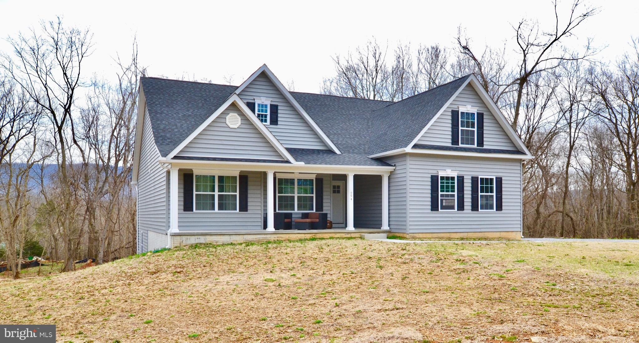 294 FRISKY COURT, HARPERS FERRY, WV 25425