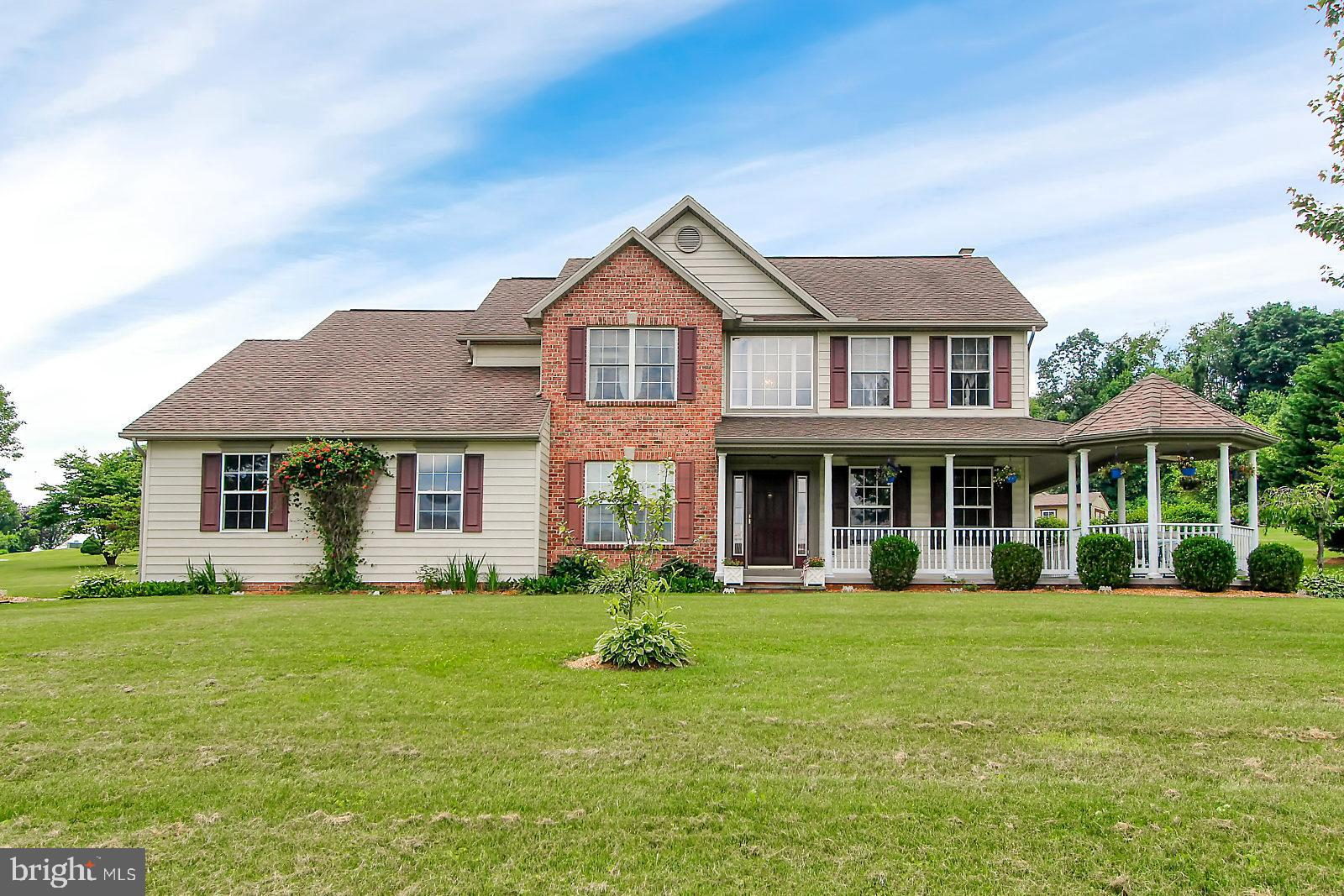 4376 DRY BRIDGE ROAD, GLENVILLE, PA 17329