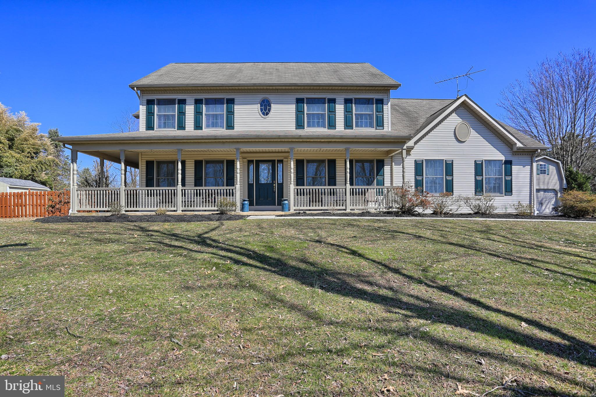 1321 FAWN GROVE ROAD, NEW PARK, PA 17352