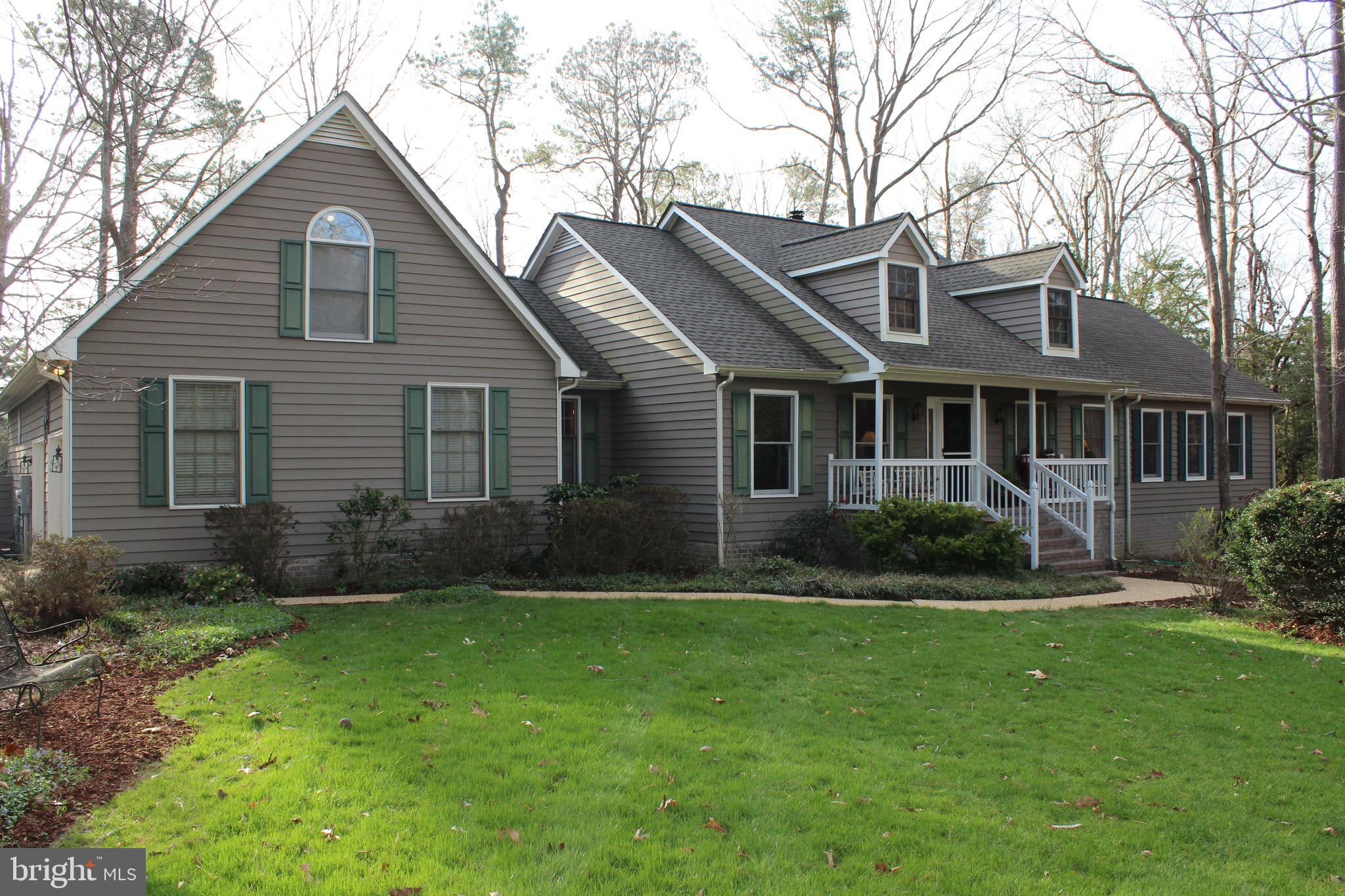 96 BLUE HERON COURT, HEATHSVILLE, VA 22473