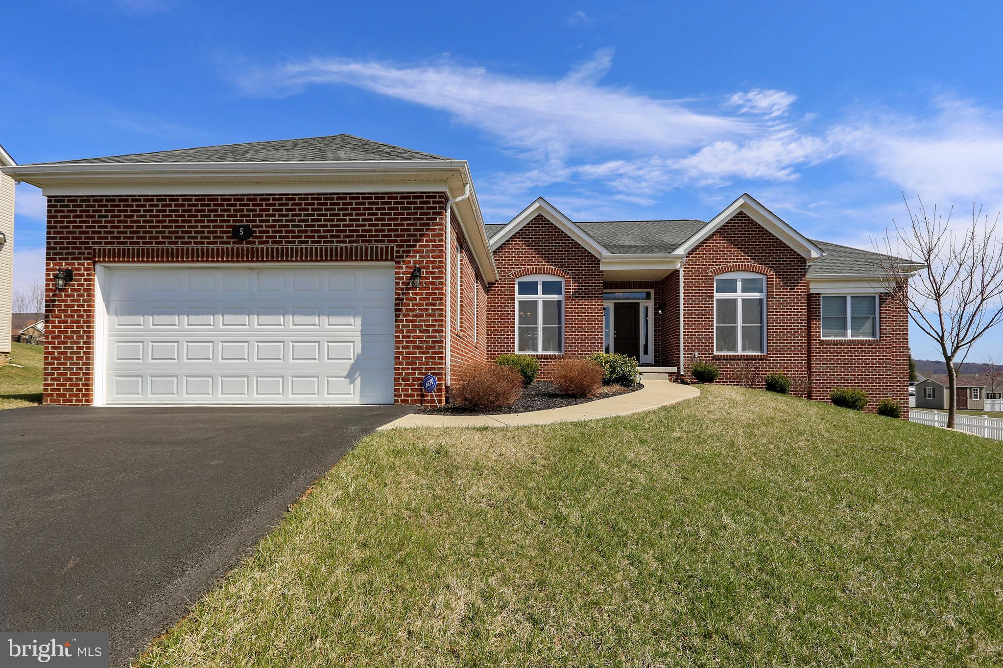 5 GLADHILL DRIVE, MIDDLETOWN, MD 21769