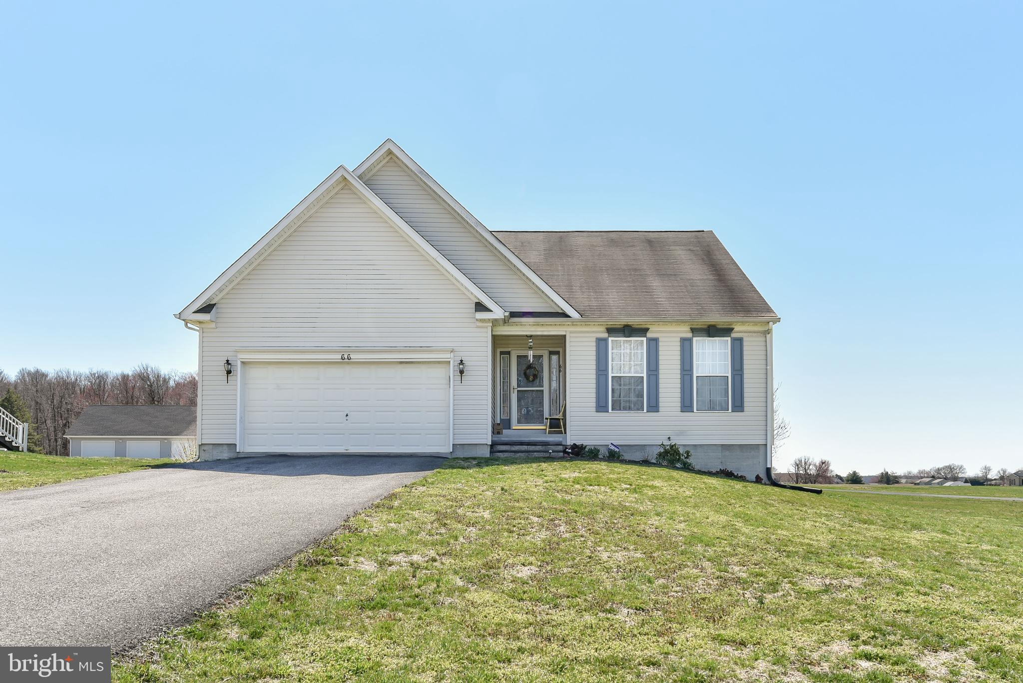 66 SOUTH DRIVE, EARLEVILLE, MD 21919